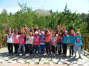 Sivas Çocuk Kulübü Piknikte Buluştu