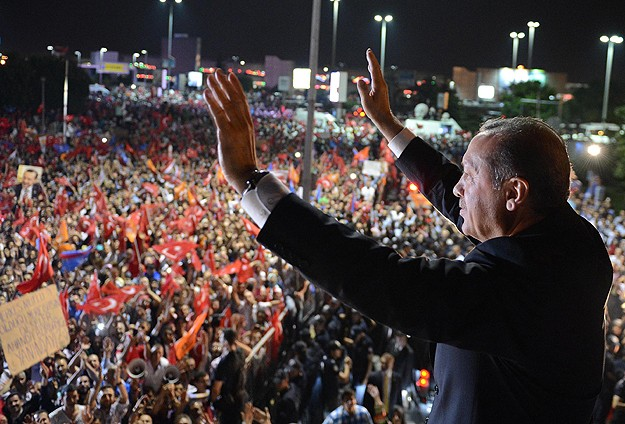 İktidar Gücü Oluşturamayanların Derdi Erdoğan'la..