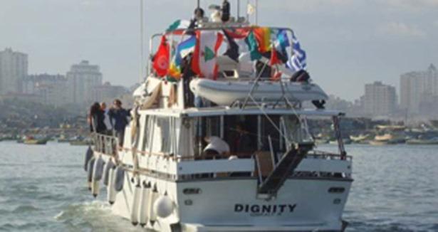 Gazze Gemisi Avrupaya Açılıyor