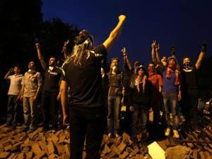Taksim Gezi Parkından İzlenimler...