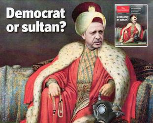 Bozdağ'dan Economist'in Kapağına Tepki