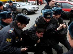 Rusya'da 300 Müslüman Gözaltında