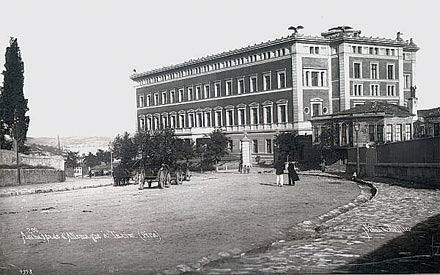 İnönü Taksimdeki Mezarlığı Yok Etmişti