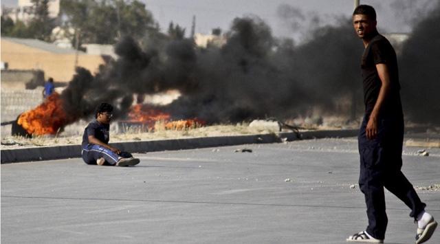 Libyada Çatışma 31 Kişi Öldü