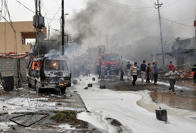 Irakta Bombalı Saldırılar: 6 Ölü, 43 Yaralı
