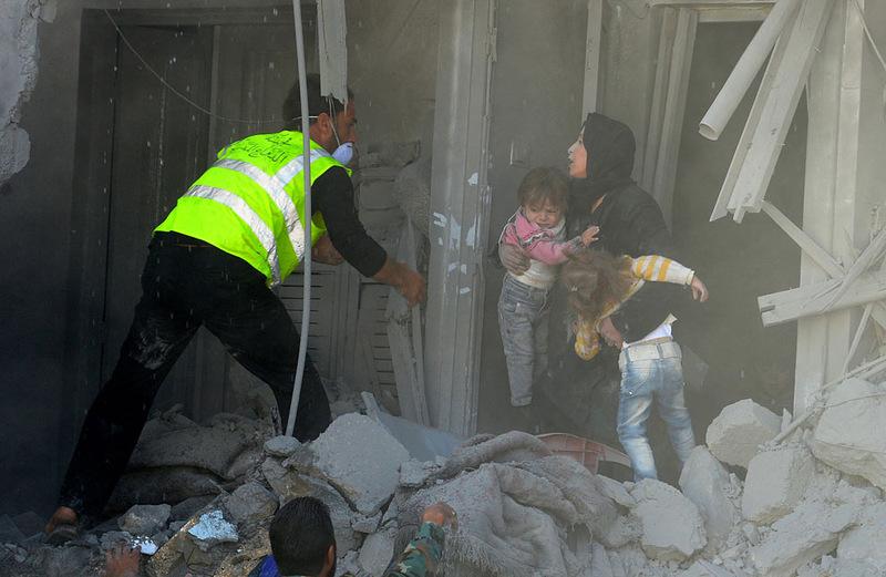 Hizbullah & Esed Halepte Katliam Peşinde