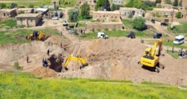 Mardinde Faili Meçhul Kazısında 3 Ceset