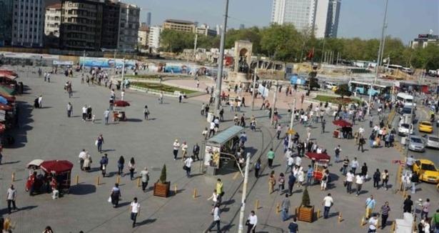 Polis Taksim'e Girdi, Gezi Parkına Müdahale Yok
