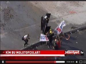 SDPye Baskın: Silahlı Eylemci Yakalandı (FOTO)