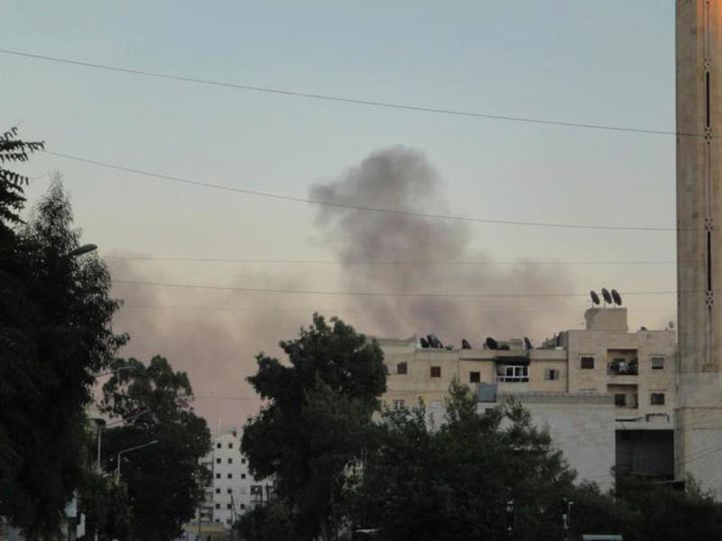 Halepte Askeri Konvoya Operasyon: 40 Ölü