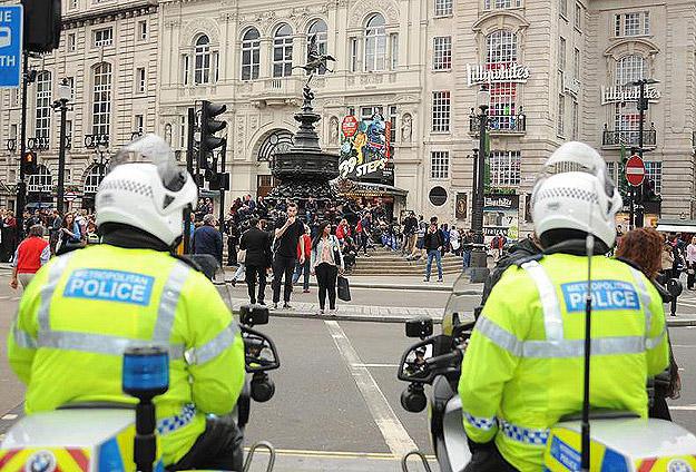 Londrada G8 Protestoları
