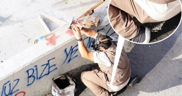 Polis Değil Devrimci Karargah Elemanı