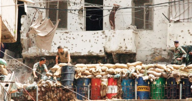 Lübnan İsyan Etti: BMye Gidebiliriz