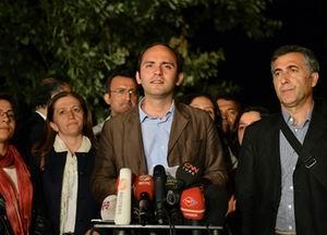 Taksim Dayanışmasına Twitterda Tepki