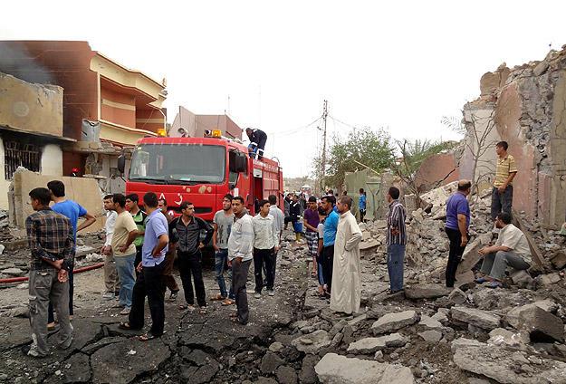 Irakta Bombalı Eylemler: 17 Ölü