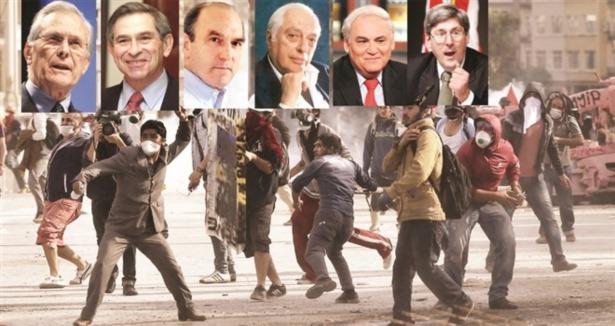 Emperyalistler Kurgulamış: Kod Adı İstanbul İsyanı