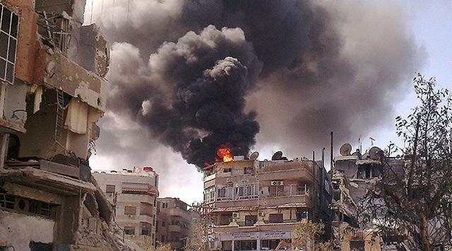 Halepte Çatışmalar Yoğunlaşıyor