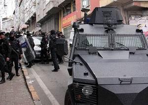 İstanbul ve Ankara'da 'Gezi' Operasyonları