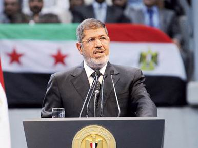 Muhammed Mursiden Ordu Muhtırasına Red!