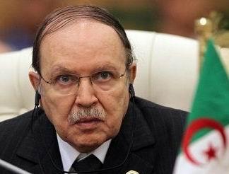 Cezayir'de Cumhurbaşkanlığı Tartışması