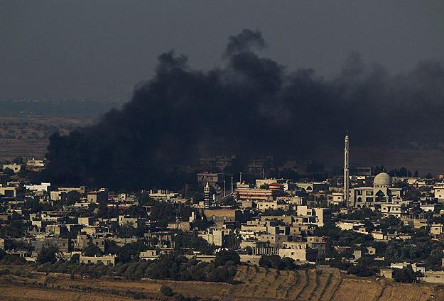 Suriye'de Pazar Günü 87 Suriyeli Katledildi