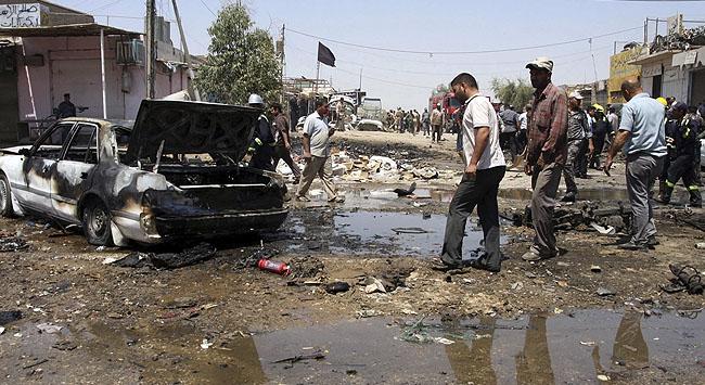 Bir Günde 10 Bombalı Saldırı: 39 Ölü