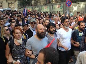 Gezi Parkı, Karşı Devrim ve Komünizm Üzerine Bir Not