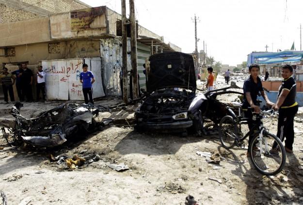 Irakta Bombalı Saldırılar: 7 Ölü, 26 Yaralı