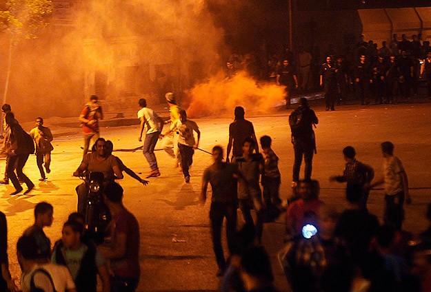 Mısırda Çatışma: 1 Ölü 162 Yaralı