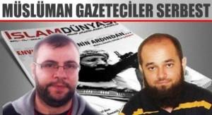Osman Akyıldız ve Ömer Belül Serbest!