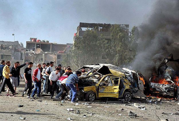 Esed Güçleri 53 Suriyeliyi Katletti