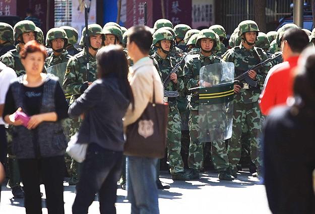 Doğu Türkistan'da Olay: 11 Ölü