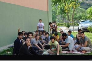 İzmir Özgür-Der 8. Gençlik Kampı Devam Ediyor