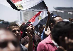 Mısır'da Muhalifler Sokaklarda; Gerginlik Had Safhada