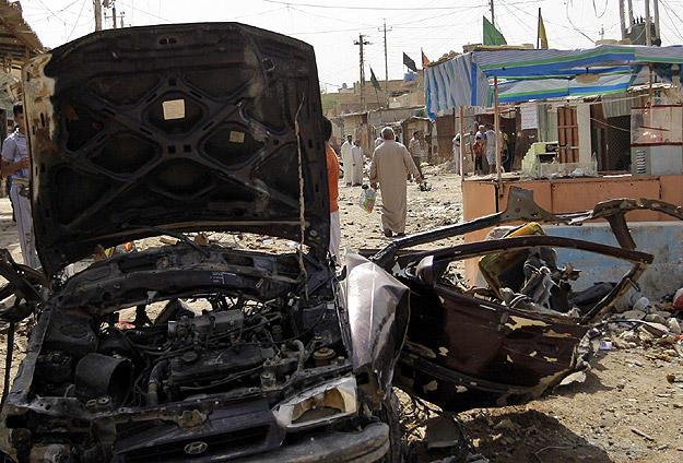 Irakta Patlama: 10 Ölü, 25 Yaralı