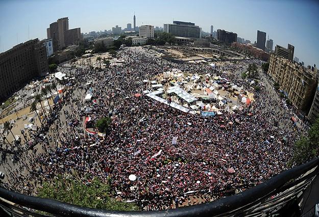 Mursi Karşıtı Eylemciler 33 Milyona Nasıl Ulaştı?