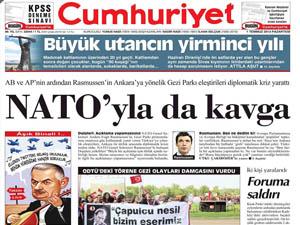 NATOyla Kavga Cumhuriyeti Çok Üzmüş