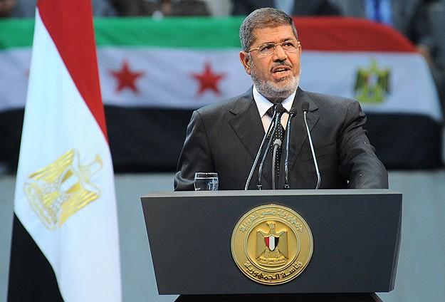 Mursi: Hayatım Pahasına Geri Adım Atmayacağım (VİDEO)