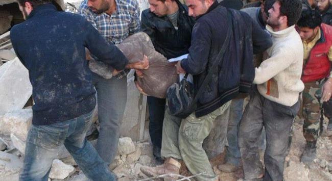 Suriye'de Esed Güçleri 72 Can Daha Aldı