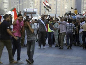 Mursiyi Destekleyenlere Ateş Açıldı: 16 Ölü