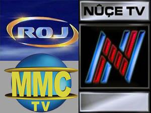 Roj, Nuce ve MMC Kanalları Kapatıldı