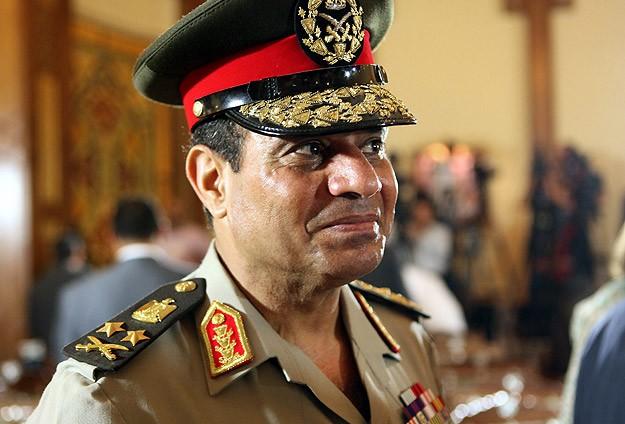 Mısır Cuntası Darbeyi Resmen Açıkladı (VİDEO)