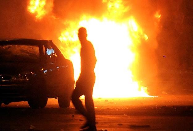 Mısırda Emniyet Müdürlüğüne Roketli Saldırı