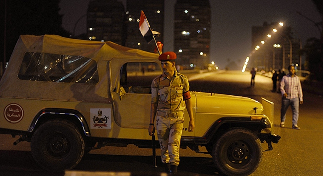 Mısır Cuntası ABDye Söz Vermiş!