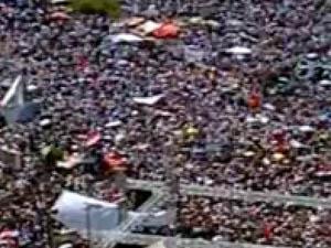 Mısır Adeviyye ve Tahrir Meydanından Canlı Yayın