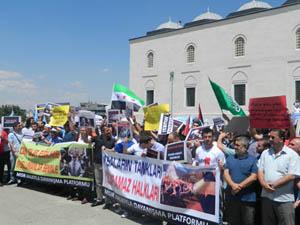 Mursiye Bir Destek de Ankaradan