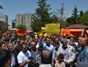"""Van'da """"İslami Hareket Engellenemez"""" Eylemi"""