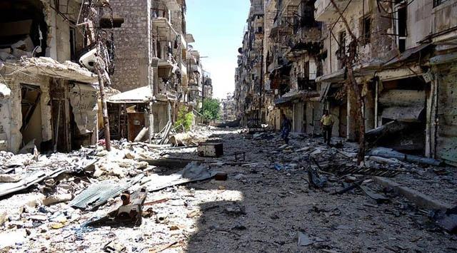Suriyede Zulüm ve Şiddet Bitmiyor