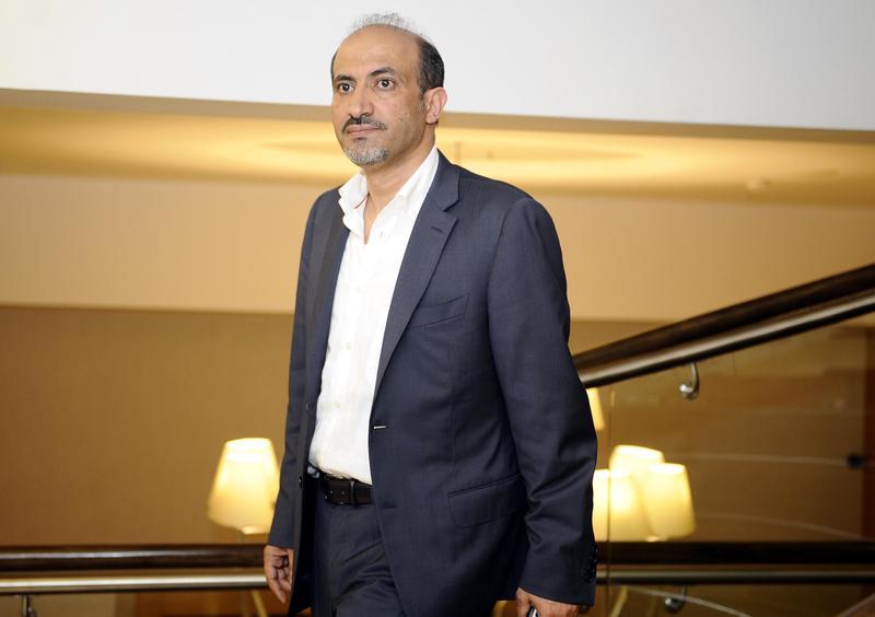 SMDKnın Yeni Başkanı Ahmed el-Carba