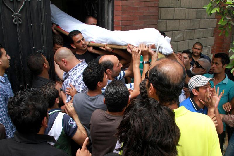 Mısır'da Darbenin Bilançosu: 91 Ölü